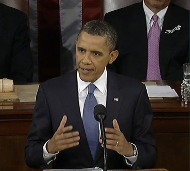 Barack Obama State of the Union address 2011