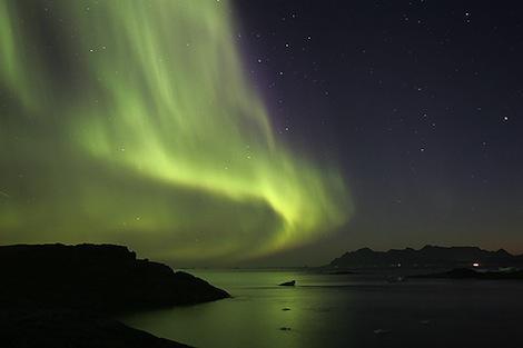 aurora curve