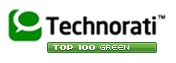 Technorati Top 100 Green
