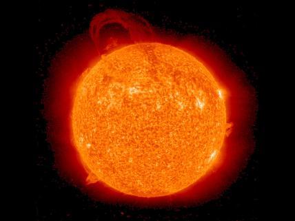 The Sun – NASA