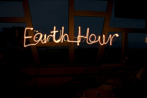 earth hour 2011 pictures. When is Earth Hour 2011?