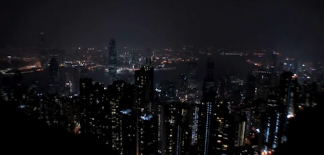 Earth Hour 2011 Hong Kong