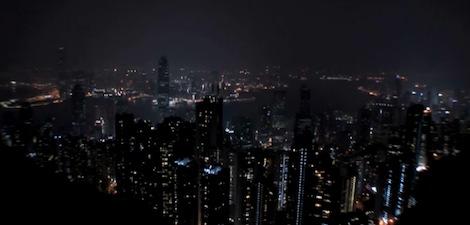 Earth Hour 2011 Hong Kong