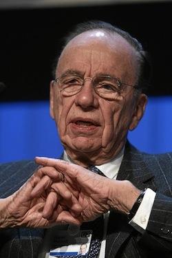 Rupert Murdoch – News Corp
