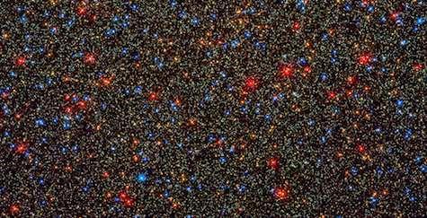 star cluster – 100,00 stars