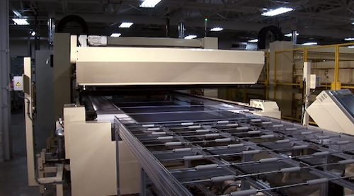 thin film solar manufacturing