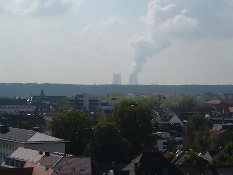 Nuclear power plant – Germany