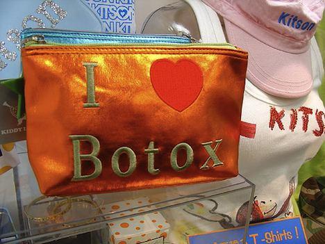 I heart botox