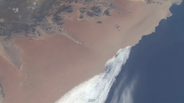 Namib desert – NASA