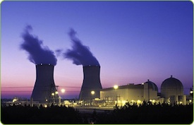 Vogtle nuclear power plant