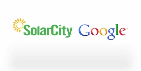 SolarCity and Google