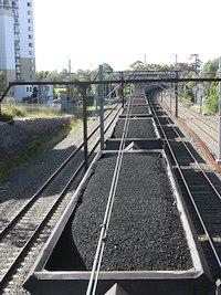 Coal train – Australia