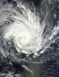 Category 5 cyclone