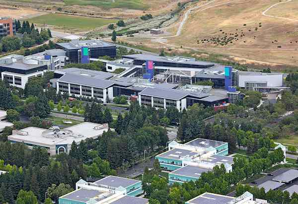 Googleplex - Silicon Valley