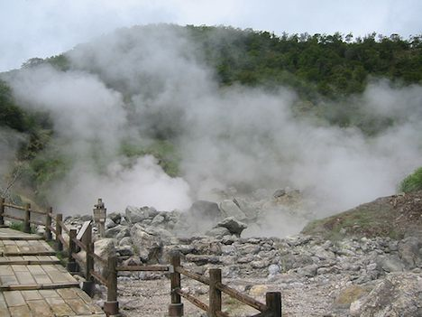 Hot springs – Japan