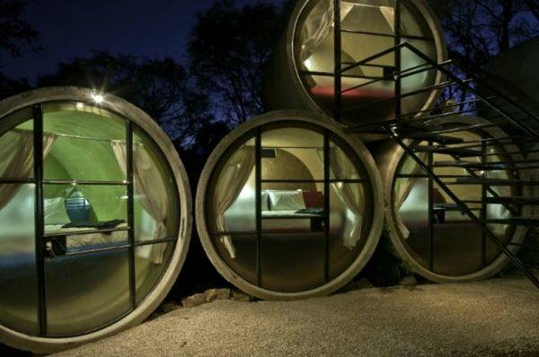 TubeHotel – Mexico