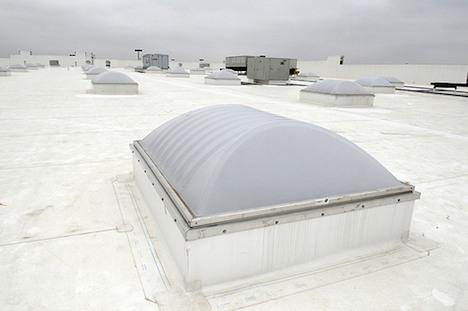 White roof – Walmart