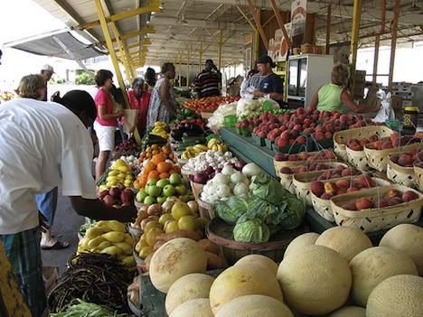 Farmers' Market, Jackson, Mississippi