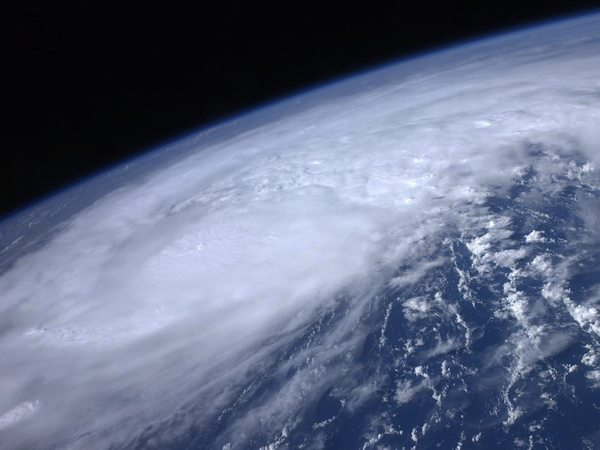 Hurricane Irene seen from Space