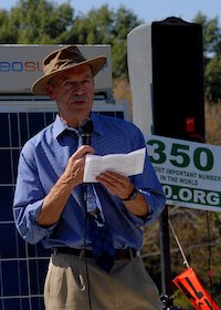 Climate Scientist James Hansen