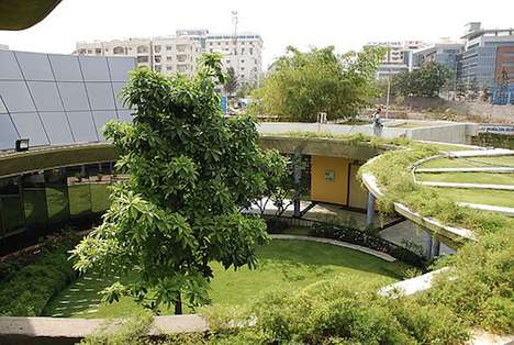 LEED Platinum building, Hyderabad