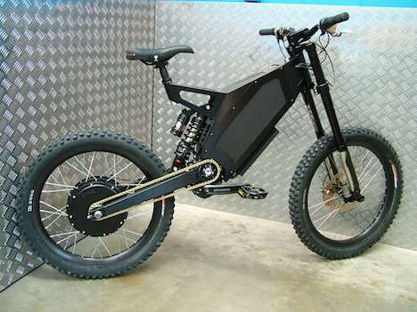 Bikes Philippines Stealth Electric Bikes Bomber