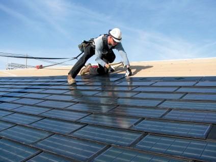 Dow Solar Shingles