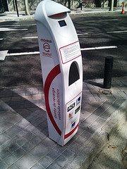 EV charging station – Spain
