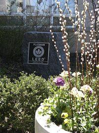 LEED Certified building – Chicago