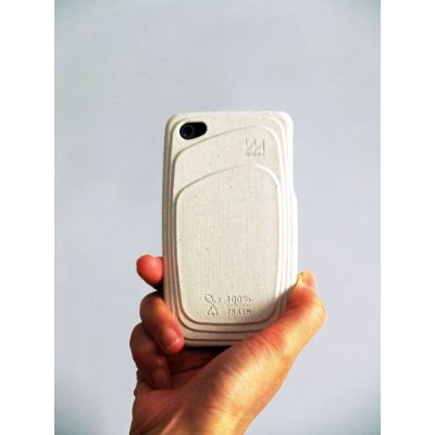 Miniwiz iPhone case - white