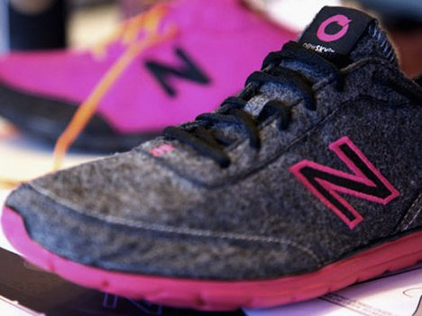 New Balance newSky recycled sneaker
