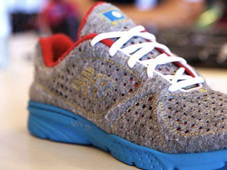 New Balance newSky recycled sneaker - grey