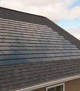 Seamless solar shingles