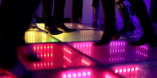 Temple Nightclub dance floor