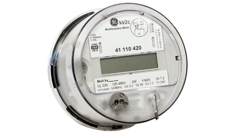 GE smart meter