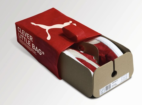 Puma clever little shopping bag