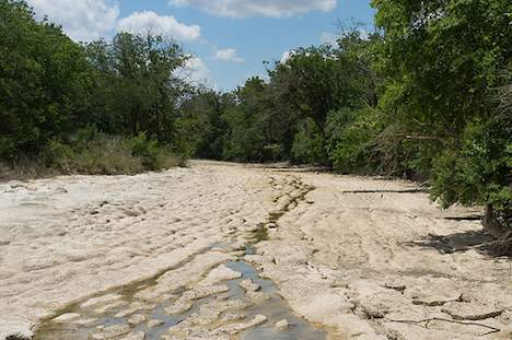 Texas drought 2011