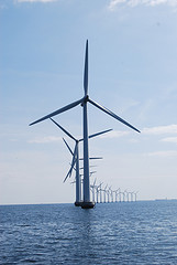 Offshore wind farm - Denmark