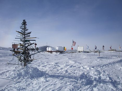 South Pole Station - Antarctica