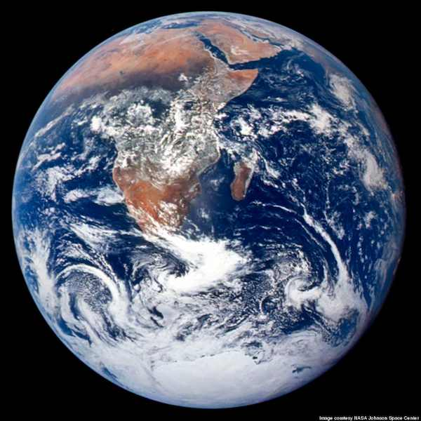 Earth - Blue Marble original