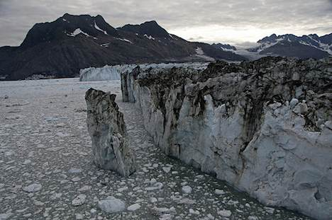 Columbia glacier – Alaska