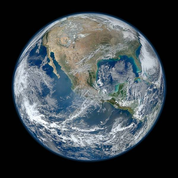 Earth – Blue Marble
