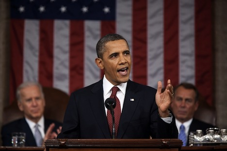 State of the Union address 2012