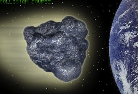 Asteroid Impact Notes - Pics about space