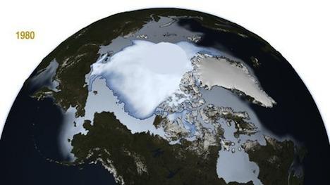 Arctic Sea Ice 1980