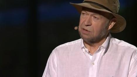Climate scientist James Hansen