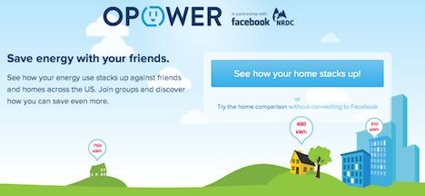 Social energy app