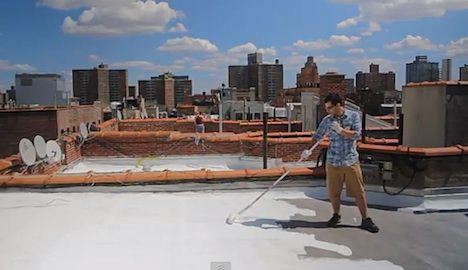White Roof Project - NYC