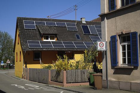 Solar panels - Germany