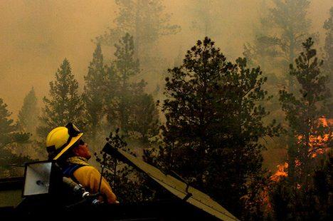 High Park Fire – Colorado